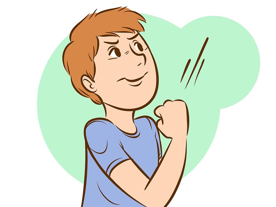 افزایش اعتماد به نفس در مقابل دیگران